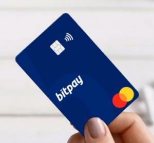 bitpay carte