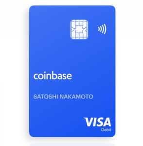 coinbase carte