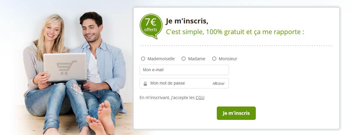 ebuyclub 7 euros offerts
